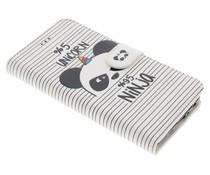 Design TPU booktype hoes Motorola Moto G5 Plus