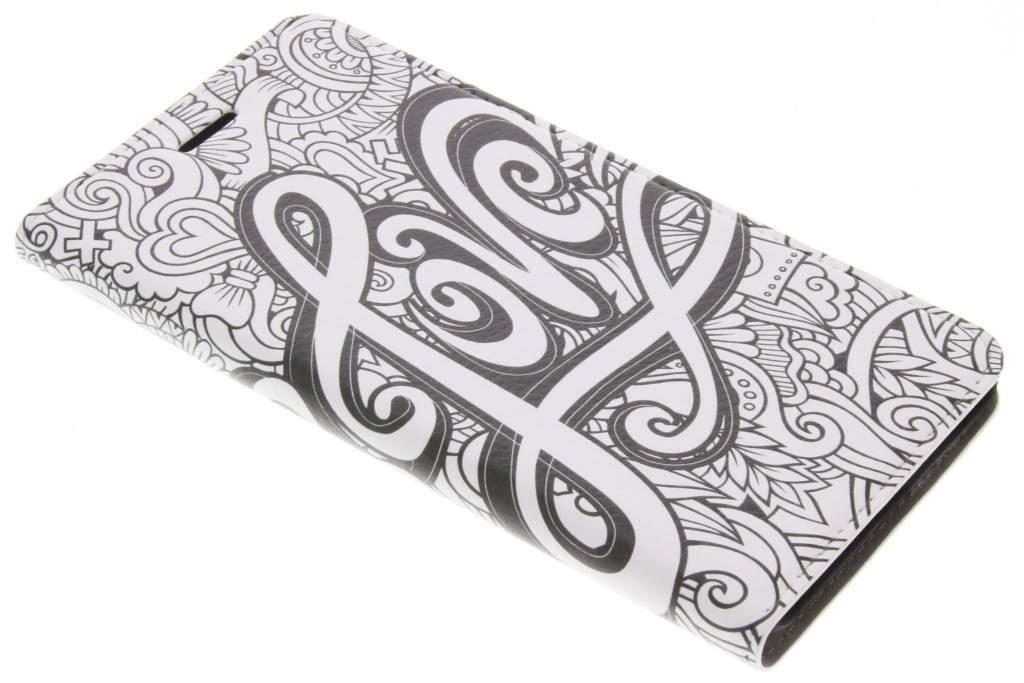 Love Design Booklet voor de Nokia 6