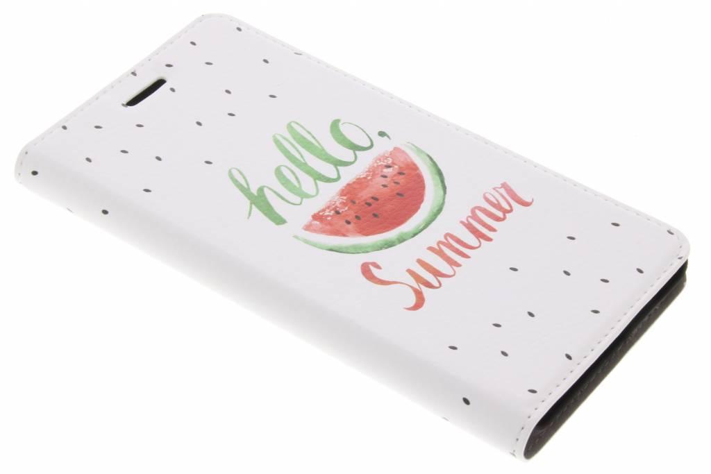 Watermeloen Design Booklet voor de Nokia 6