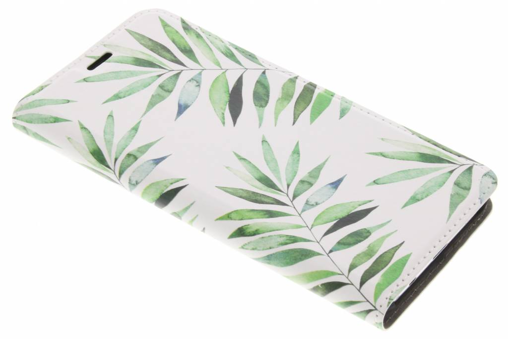Palm Design Booklet voor de Samsung Galaxy S8