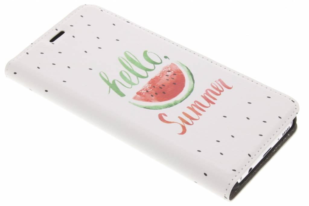 Watermeloen Design Booklet voor de Samsung Galaxy S8
