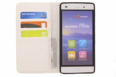 Conception De Plume Cas Booktype Tpu Pour Huawei Lite P8 (2017) YHKK9Et