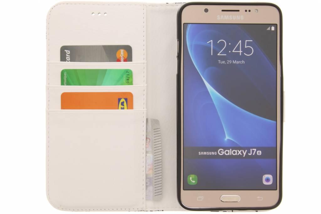 Plumes Conception Étui En Tpu Pour Samsung Galaxy J7 (2016) GXcIHINpl