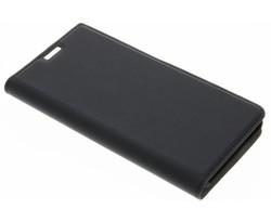 Zwart Effen Booklet Blackberry KeyOne
