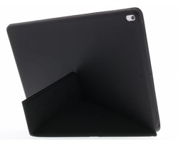 Zwart Flipstand Cover iPad Pro 12.9 (2017)