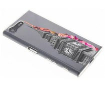 Design TPU hoesje Sony Xperia X Compact