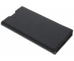 Zwart Effen Booklet Sony Xperia L1