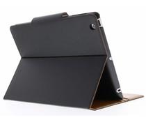 Zwart Wallet Tablet Case iPad 2 / 3 / 4