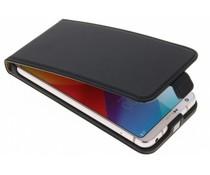 Selencia Zwart Luxe Flipcase LG G6