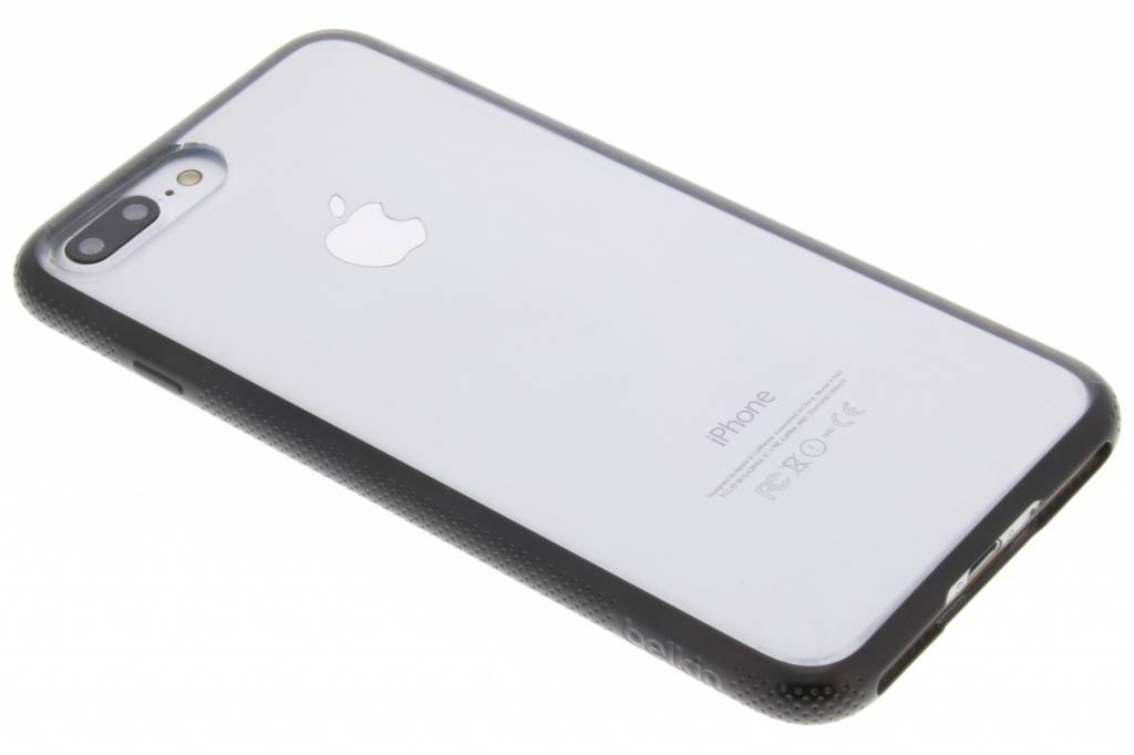 Belkin Zwarte Air Protect SheerForce Case voor de iPhone 8 Plus / 7 Plus