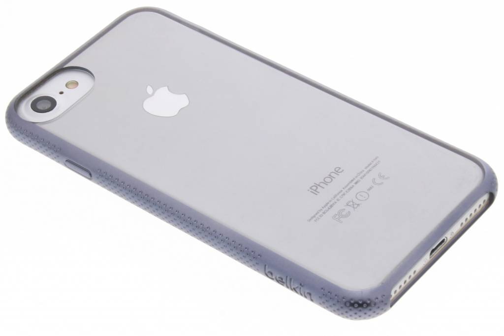 Belkin Grijze Air Protect SheerForce Case voor de iPhone 8 / 7