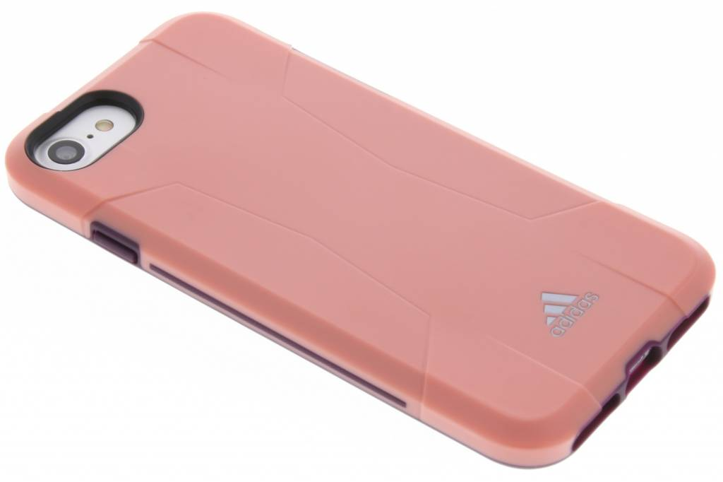 adidas Sports Roze Solo Case voor de iPhone 8 / 7 / 6s / 6