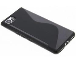Zwart S-line TPU hoesje Blackberry KeyOne