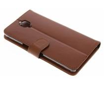 Valenta Bruin Booklet Classic OnePlus 3 / 3T
