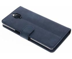 Valenta Vintage Blue Booklet Classic OnePlus 3 / 3T