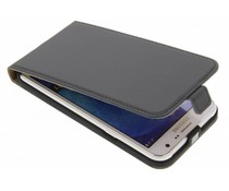 Selencia Donkergrijs Luxe Flipcase Samsung Galaxy J7
