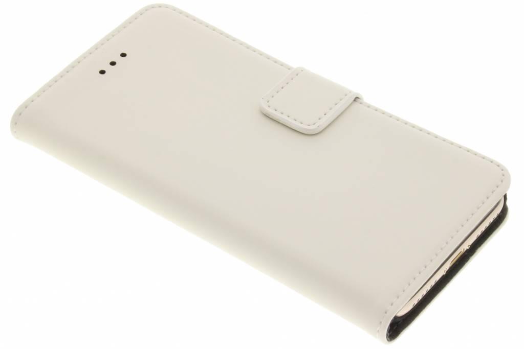Mobiparts Premium Wallet Case Apple iPhone 7 Wit