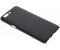 Carbon look hardcase hoesje OnePlus 5