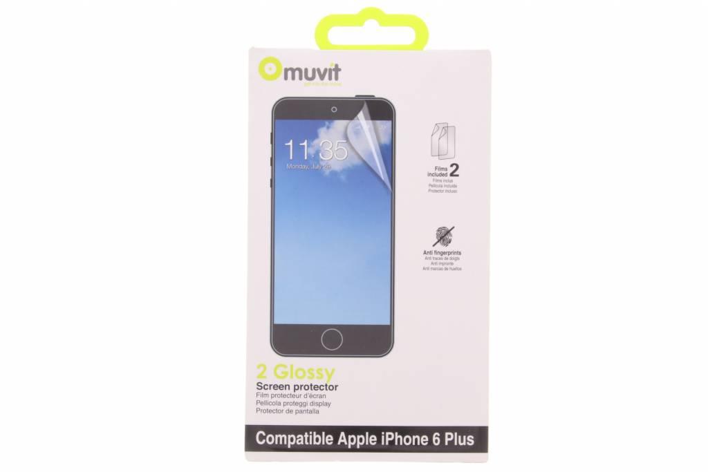 Muvit Apple iPhone 6 Plus screenprotector