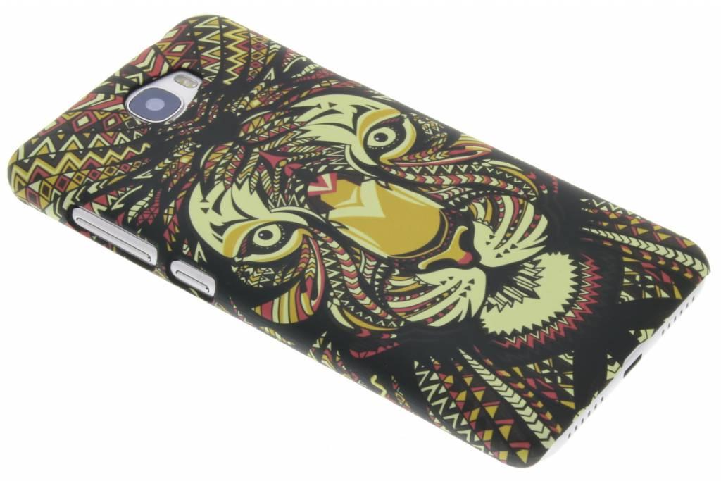 Tijger aztec animal design hardcase voor de Huawei Y5 2 / Y6 2 Compact