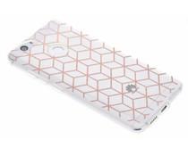 Cubes design TPU hoesje Huawei Nova