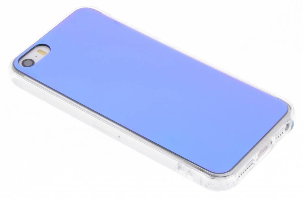 Accezz Blauwe Sunny Case voor de iPhone 5 / 5s / SE