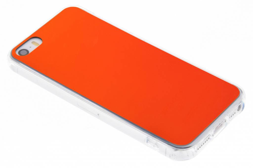 Accezz Rode Sunny Case voor de iPhone 5 / 5s / SE
