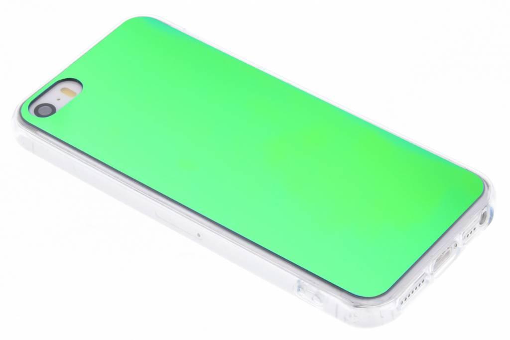 Accezz Groene Sunny Case voor de iPhone 5 / 5s / SE