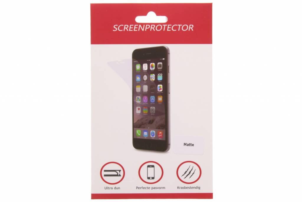 Anti-fingerprint screenprotector iPhone Xs / X