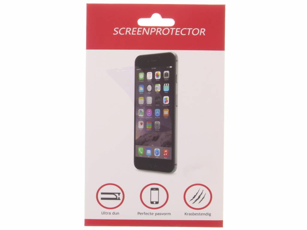 Screenprotector iPhone X