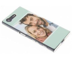 Ontwerp uw eigen Sony Xperia X Compact gel hoesje (bedrukt)