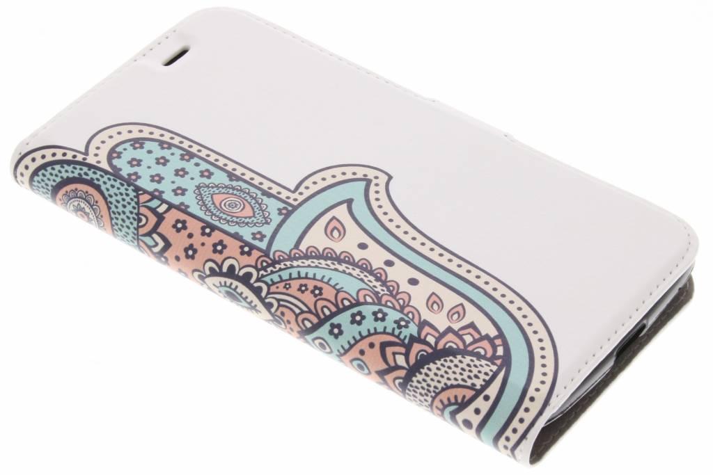Pastel Design TPU Booklet voor de Acer Liquid Zest (4G)