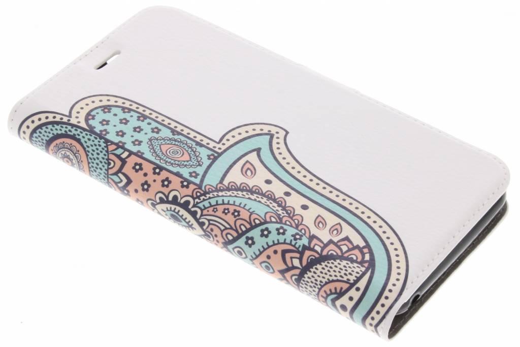 Pastel Design TPU Booklet voor de Acer Liquid Z6