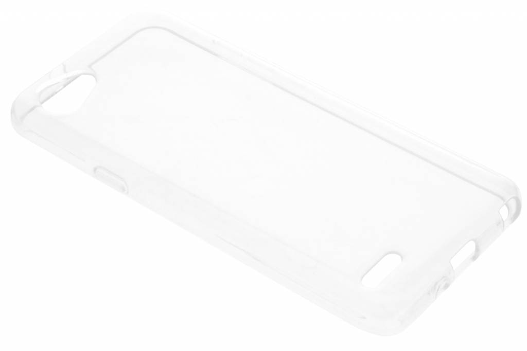 Accezz TPU Clear Cover voor de LG Q6