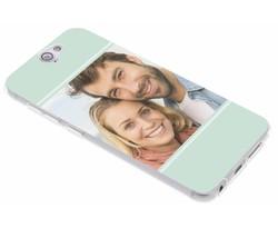 Ontwerp uw eigen HTC One A9 gel hoesje (bedrukt)