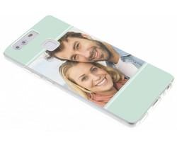 Ontwerp uw eigen Huawei P9 gel hoesje (bedrukt)