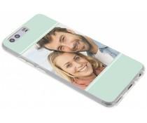 Ontwerp uw eigen Huawei P10 gel hoesje (bedrukt)
