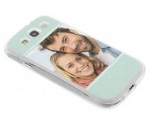 Ontwerp uw eigen Samsung Galaxy S3 / Neo gel hoesje (bedrukt)