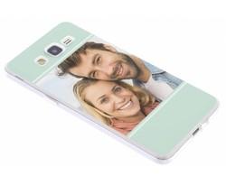 Ontwerp uw eigen Samsung Galaxy Grand Prime gel hoesje (bedrukt)