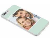 Ontwerp uw eigen iPhone 8 Plus / 7 Plus gel hoesje (bedrukt)