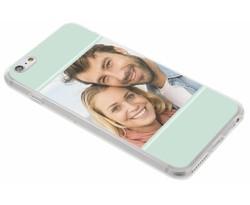 Ontwerp uw eigen iPhone 6(s) Plus gel hoesje (bedrukt)