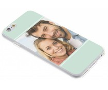 Ontwerp uw eigen iPhone 6 / 6s gel hoesje (bedrukt)