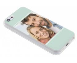 Ontwerp uw eigen iPhone 5c gel hoesje (bedrukt)
