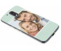 Ontwerp uw eigen Motorola Moto G4 (Plus) gel hoesje