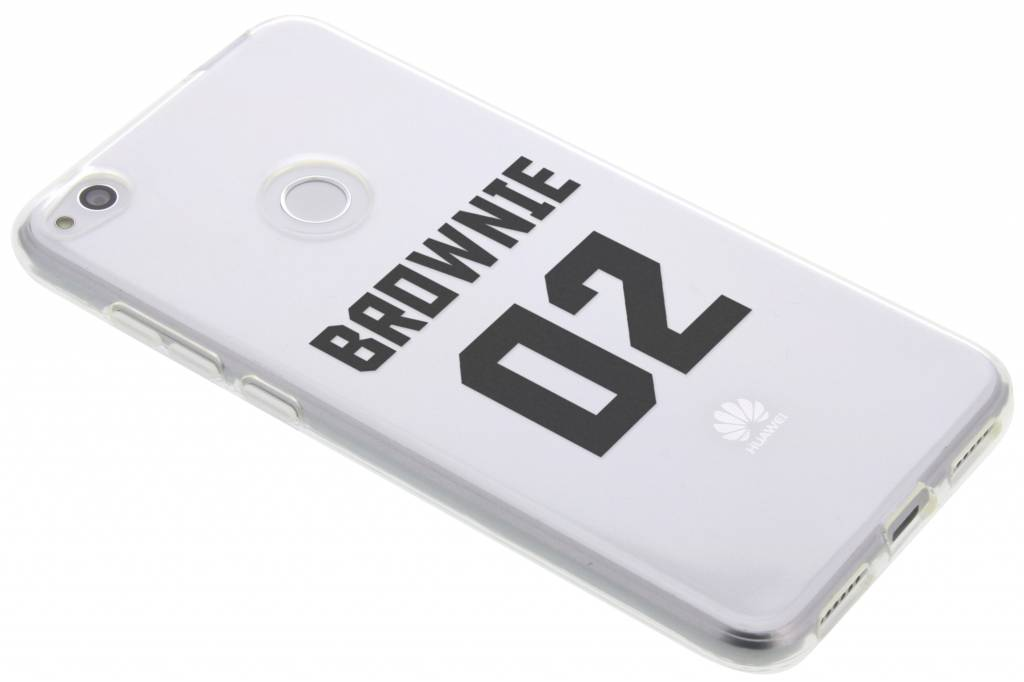 BFF Brownie Love TPU hoesje voor de Huawei P8 Lite (2017)