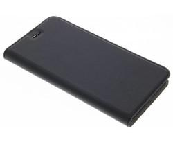 Zwart Effen Booklet Asus Zenfone 3 Zoom / Zoom S