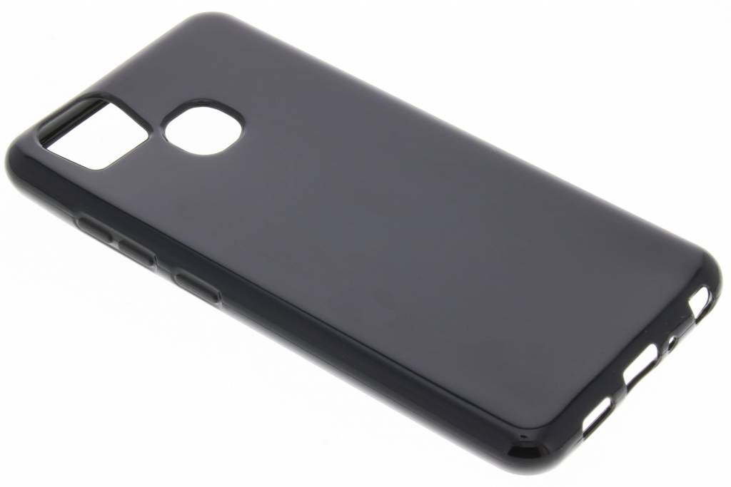 Zwarte gel case voor de Asus Zenfone 3 Zoom / Zoom S