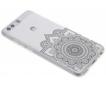 Mandala design TPU hoesje Huawei P10