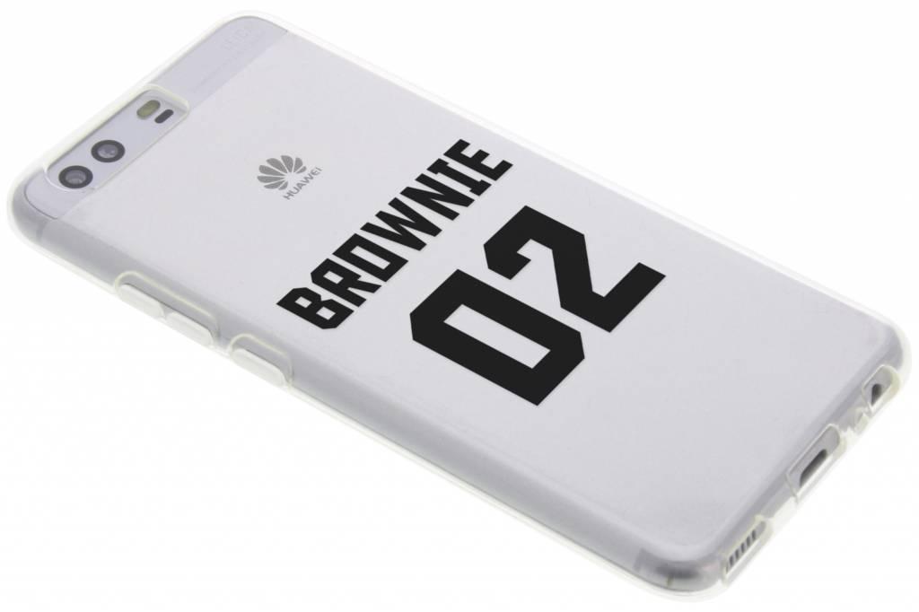 BFF Brownie Love TPU hoesje voor de Huawei P10