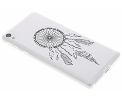 Dromenvanger design TPU hoesje Sony Xperia E5